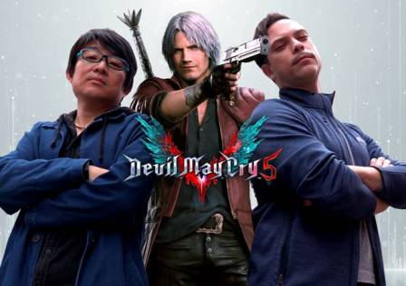 Devil May Cry 5 Producer and Director