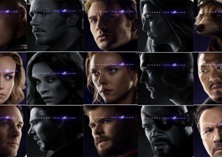 Avengers: Endgame Character Posters