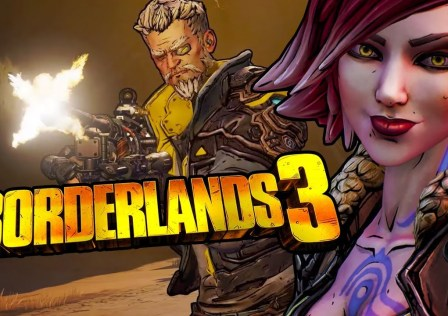 Borderlands 3 Confirmed