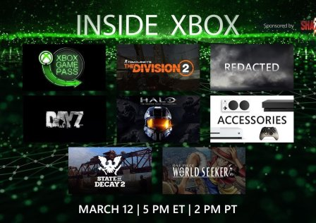 Inside Xbox March 2019