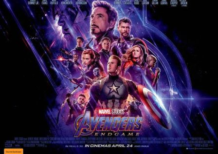 Avengers Endgame Tickets