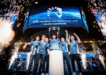 Team Liquid Win IEM Sydney 2019