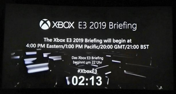 Xbox E3 2019 GrE3n Carpet