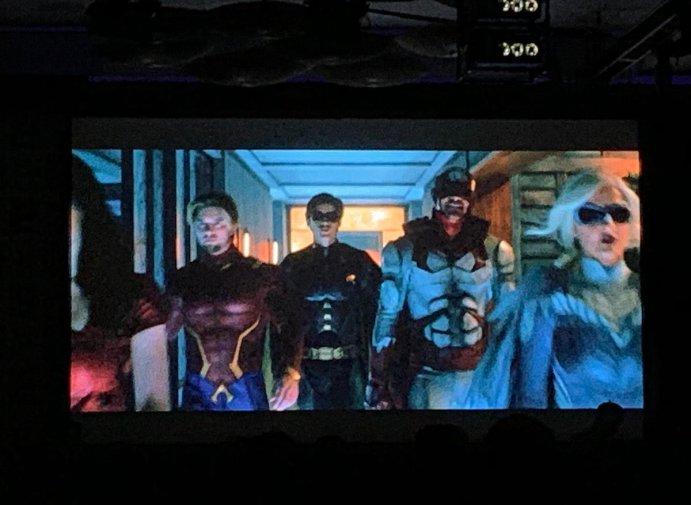 DC Universe SDCC