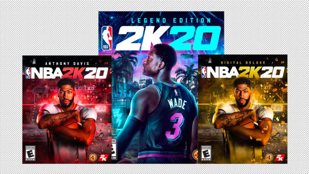 Nba 2k20 Cover Stars Have Been Revealed Attack On Geek