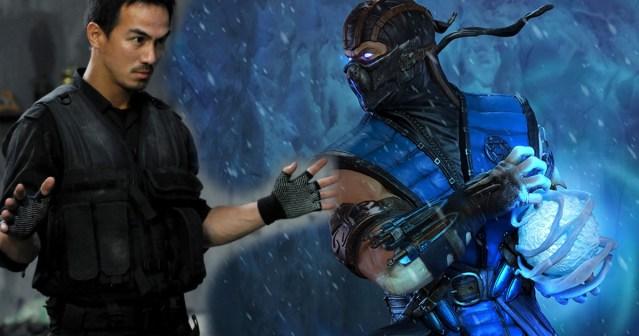 Joe Taslim Sub Zero Mortal Kombat