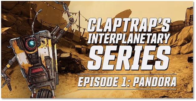 Claptrap Presents: Planet Pandora