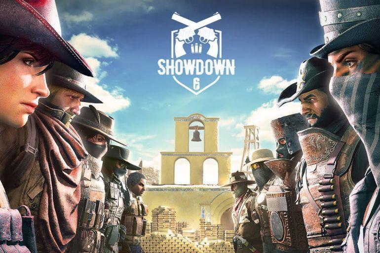 Rainbow Six Seige Showdown