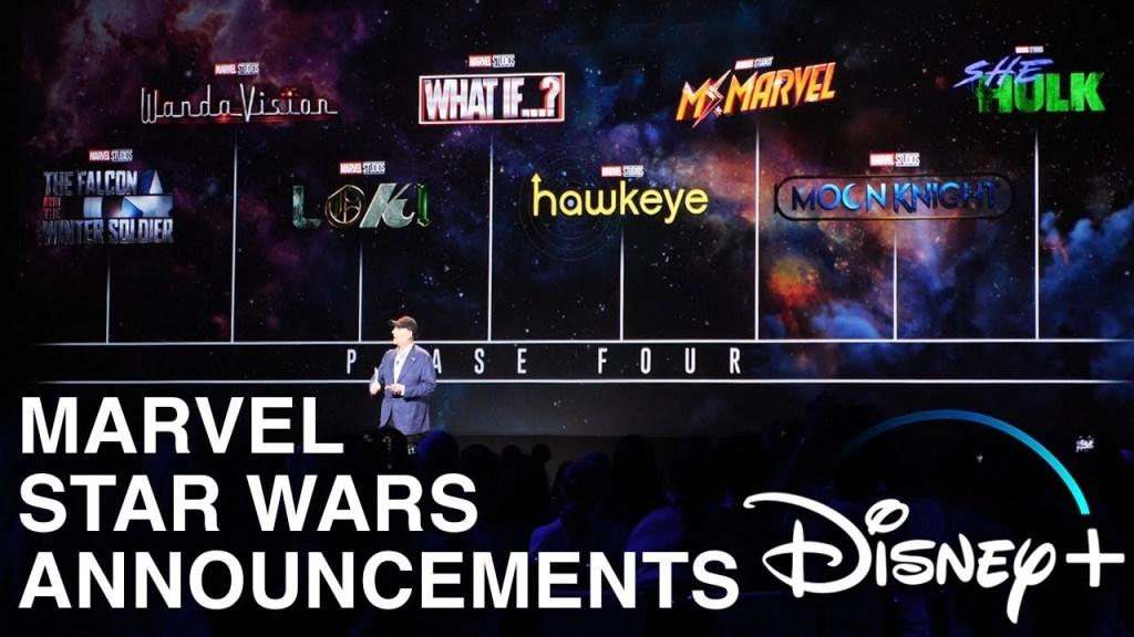 D23 Marvel Star Wars Day 2