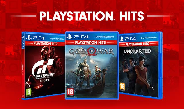 PlayStation Hits October