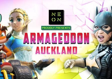 Auckland Armageddon 2019