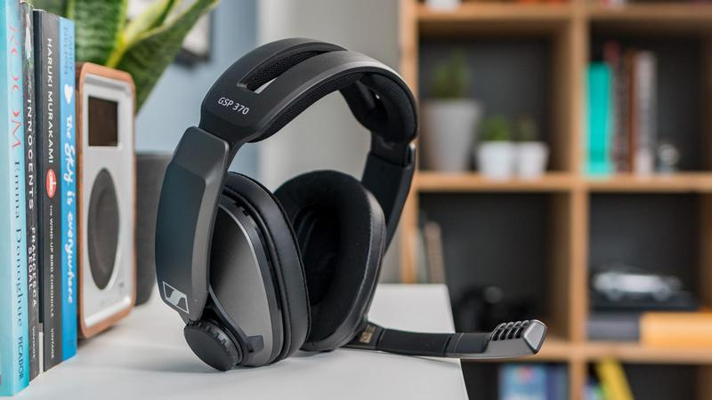 Sennheiser GSP 370 Wireless Headset