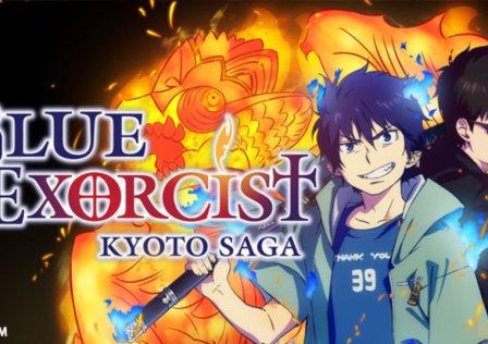 Blue Exorcist – Kyoto Saga