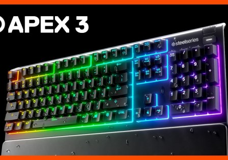 SteelSeries Apex 3