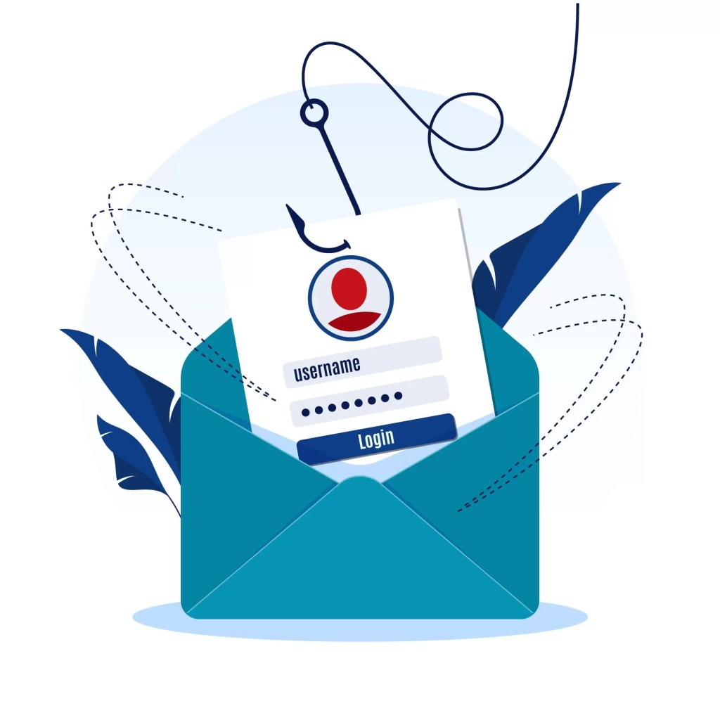 """Phishing is one of those things that masquerade as legit and trustworthy to get a hold of your money, the kind of play-pretend I would call """"phisy."""""""