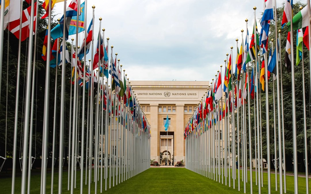 Stolen Credentials Used In Data Theft At The United Nations On April 5