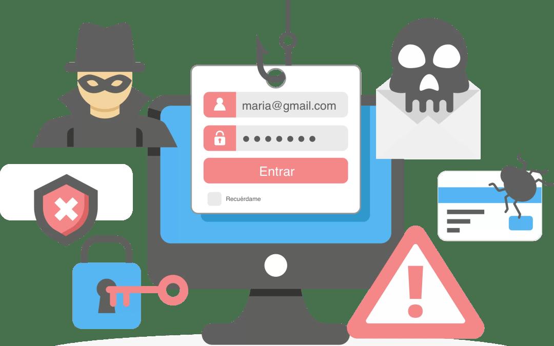 El phishing – ¿Cómo protegerse de ataques de igeniería social?