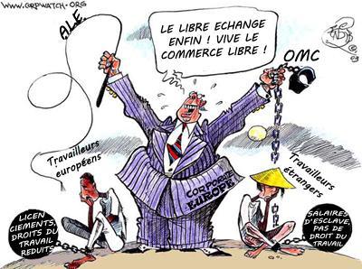 """صورة اطاك المغرب وريد اطاك تونس في بيان مشترك:""""اتفاق التبادل الحرّ الشامل والمعمّق """" مع الاتحاد الأوروبي: مُواصلة لنفس السّياسات المُضرّة بحقوق الشّعبين والمقيّدة للسيادة الوطنية"""