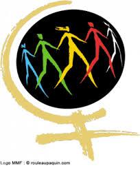 صورة المسيرة العالمية للنساء ضد العسكرة والتطرف والعنف