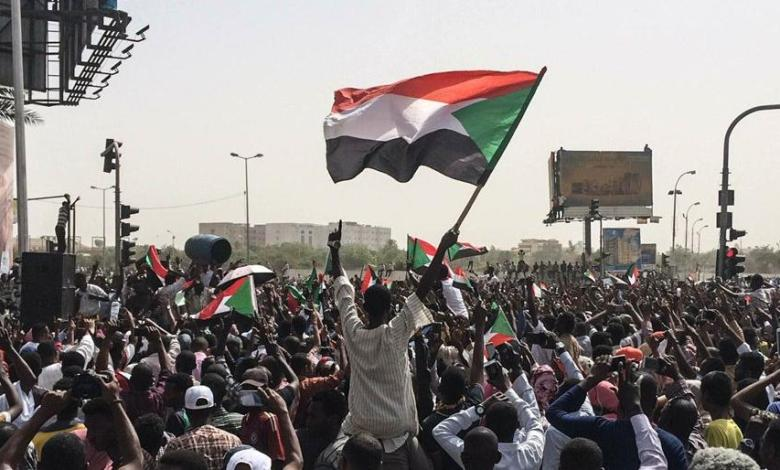 السودان الثائر