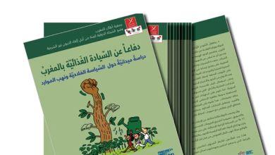 صورة دعوة عامة: تُنظّم جمعية أطاك المغرب مجموعة مراكش لقاءً لتقديم إصدارها الجديد حول السيادة الغذائية