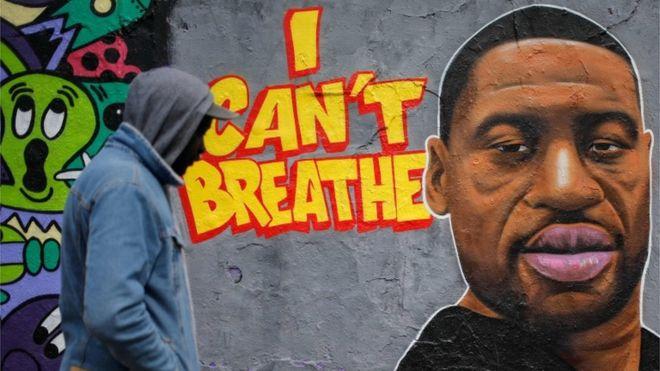 صورة لا أستطيع التنفس! إيديولوجية التفوق العرقي وتجريم الإنسان الأسوَد في أمريكا