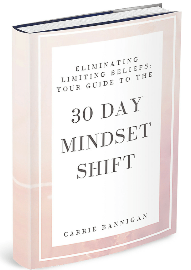 30 Day Mindset Shift Free eBook