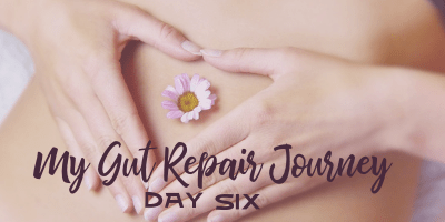 My Gut Repair Journey – Day 6