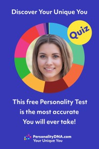 personality quiz Personality DNA free fun