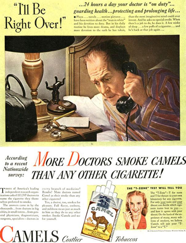 Tieto cigarety fajčia aj doktori