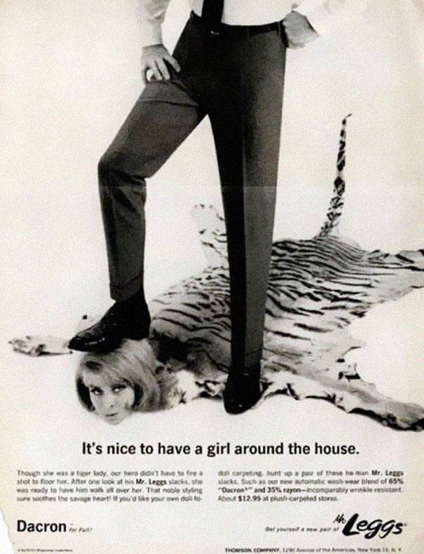 Je príjemné mať ženu v dome