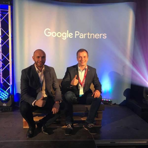 Atte úspešný Google Partner