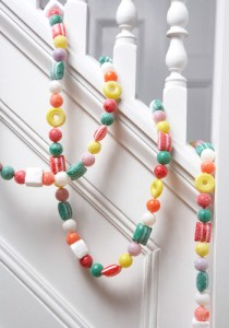 Dancing Candy Garland from Modcloth