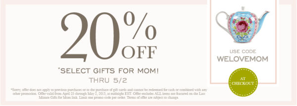 mothers day marketing promotions