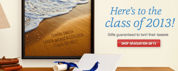 grad gift marketing ideas