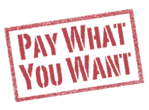 Pay What You Want Pricing Strategy