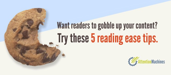 Improve reading ease to get more traffic
