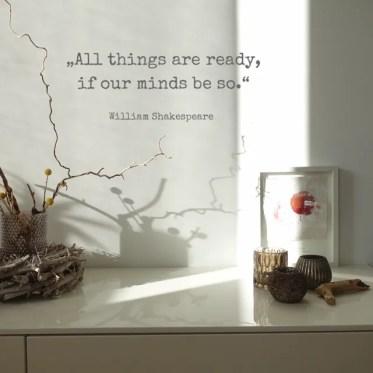 Zitat von Shakespeare