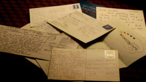 letters sent to Judith Reeve
