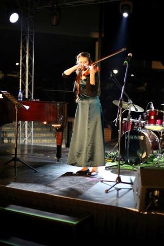 oudleerder lusanti brundyn op viool