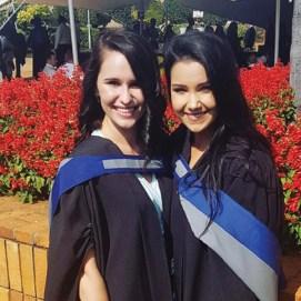Terina Serfontein and Hettinet von Wiellich BCom Finansiële bestuur Universiteit van Pretoria 2017