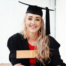 Mandie Human – BCom Ondernemingsbestuur Cum Laude Noordwes-Universiteit 2016