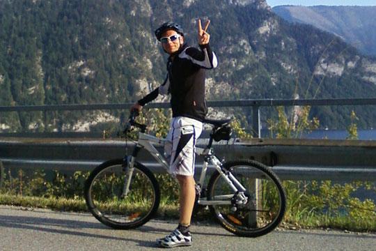 Mountainbiken im Salzkammergut