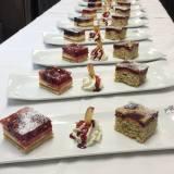 Dessert Variation des Restaurant Bachtaverne - Weyregg am Attersee