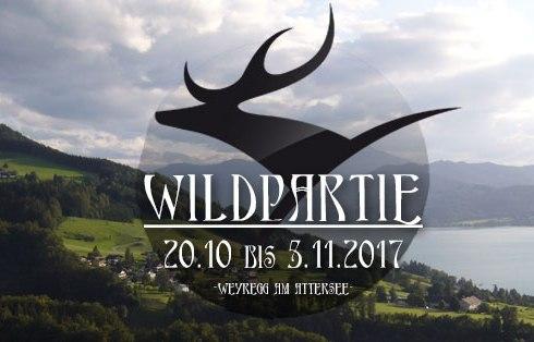 Wildpartie 2017 - Bachtaverne