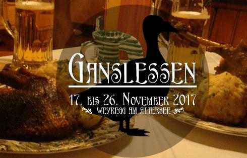 Ganslessen in Weyregg am Attersee-Bachtaverne-2017