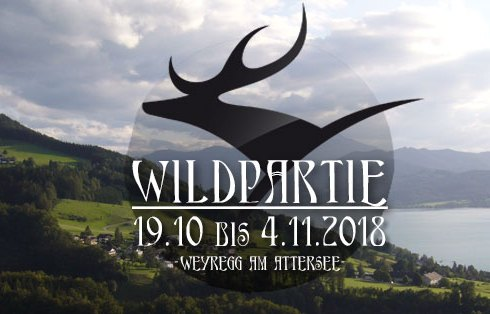Wildpartie 2018 - Restaurant Bachtaverne - Weyregg-am-Attersee