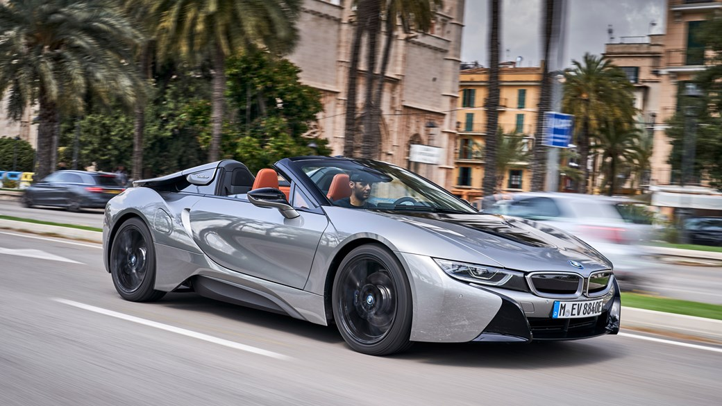 Bmw Electric Car I8 Youtube Radical New Bmw I8 Hybrid Sports Car