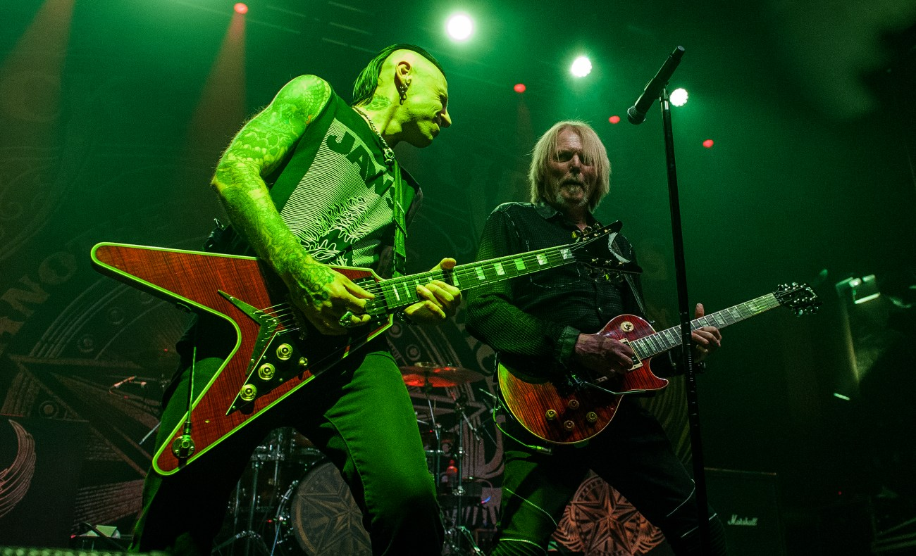 black star riders - the ritz manchester 27.10.19 by mike ainscoe 6