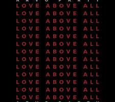 arvo party love above all